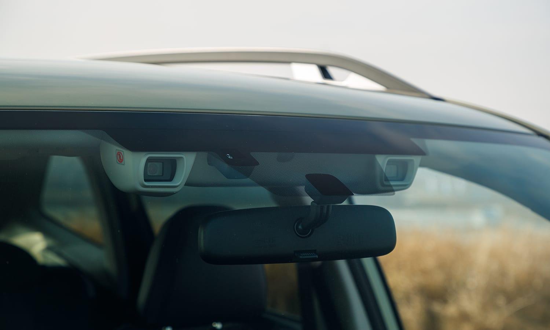 Sistema Eyesight del nuevo Forester