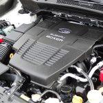 Prueba Subaru Forester Eco Hybrid motor