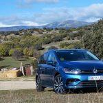 Prueba VW Touran 1.5 TSI Evo150 CV DSG