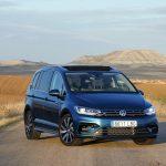 Prueba Volkswagen Touran 1.5 TSI Evo 150 CV DSG R-Line
