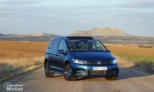 Prueba Volkswagen Touran perfil