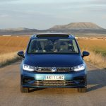 Prueba Volkswagen Touran delantera