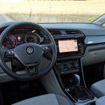 Volkswagen Touran salpicadero