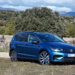 Prueba Volkswagen Touran 1.5 TSI 150 CV DSG