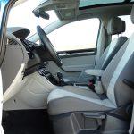 Volkswagen Touran plazas delanteras