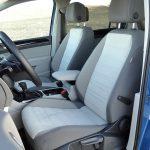 Volkswagen Touran asientos delanteros