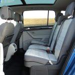 Volkswagen Touran asientos traseros