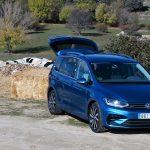 Prueba Volkswagen Touran TSI 150 CV