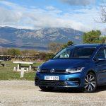 Prueba Volkswagen Touran gasolina R-Line