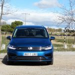 Prueba VW Touran delantera
