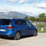 Prueba Volkswagen Touran
