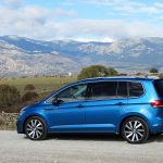 Volkswagen Touran lateral
