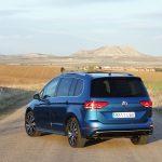 Volkswagen Touran perfil trasero