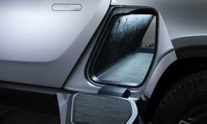 Patentes de Ford y Rivian muestran el futuro de los compartimentos en coches eléctricos