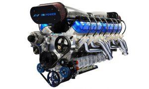 Motor V16 de 14.0 litros de Sixteen Power