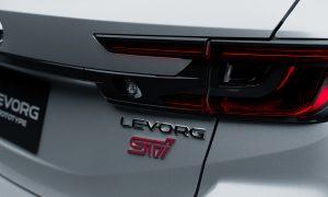 Subaru Levorg STI Sport prototipo