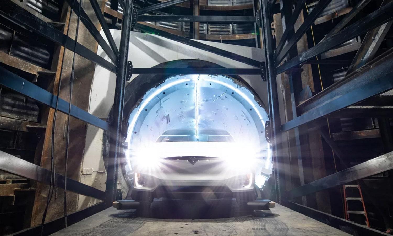 Túneles para vehículos cero emisiones