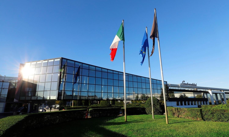 Automobili Lamborghini SpA Sant'agata Bolognese