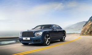 Edición final Bentley Mulsanne 2020
