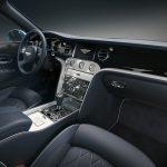 Bentley 6.75 Edition By Mulliner diseño interior