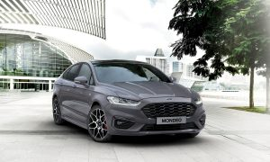 Ford Mondeo Hybrid 2020 front