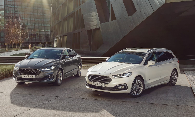 Ford Mondeo Sedán - Ford Mondeo Sportbreak 2020
