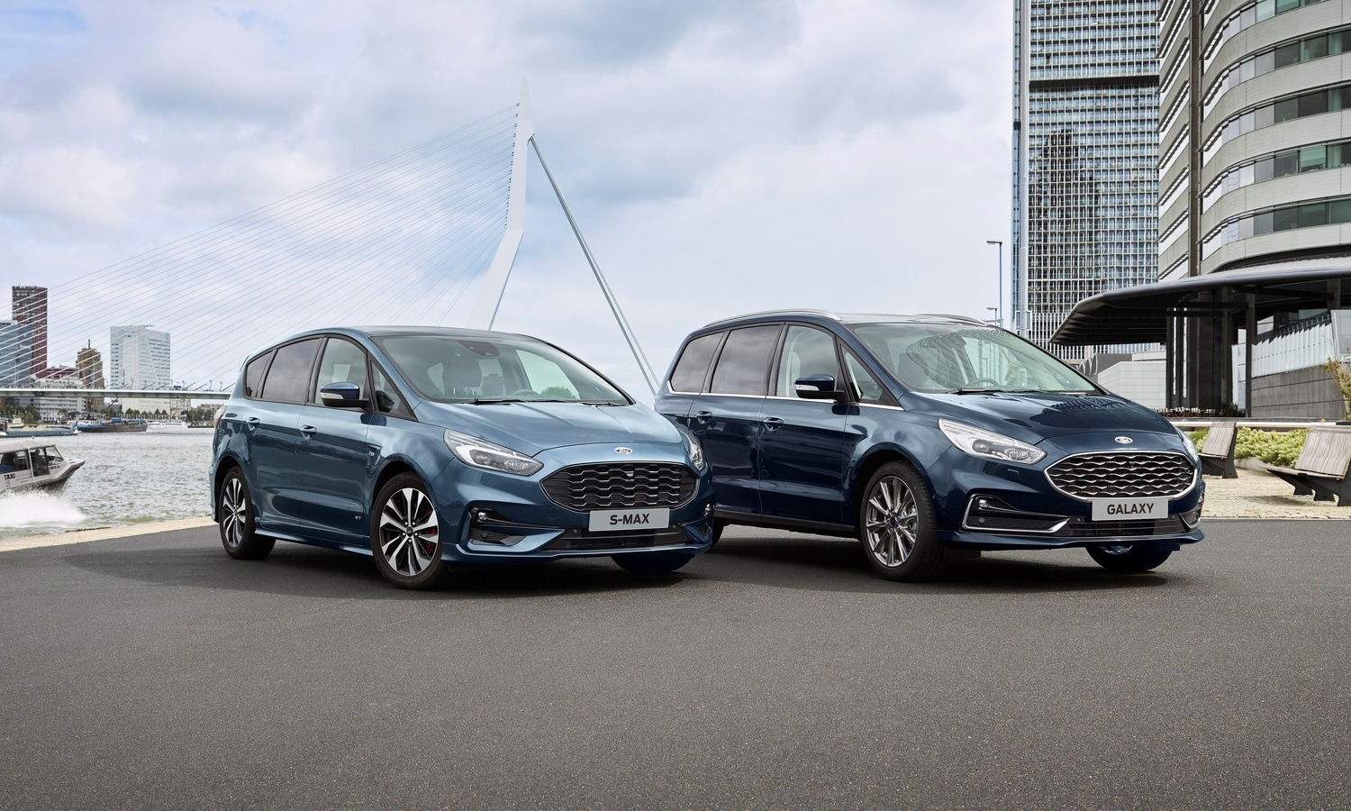 Ford S-MAX 2020 - Ford Galaxy 2020