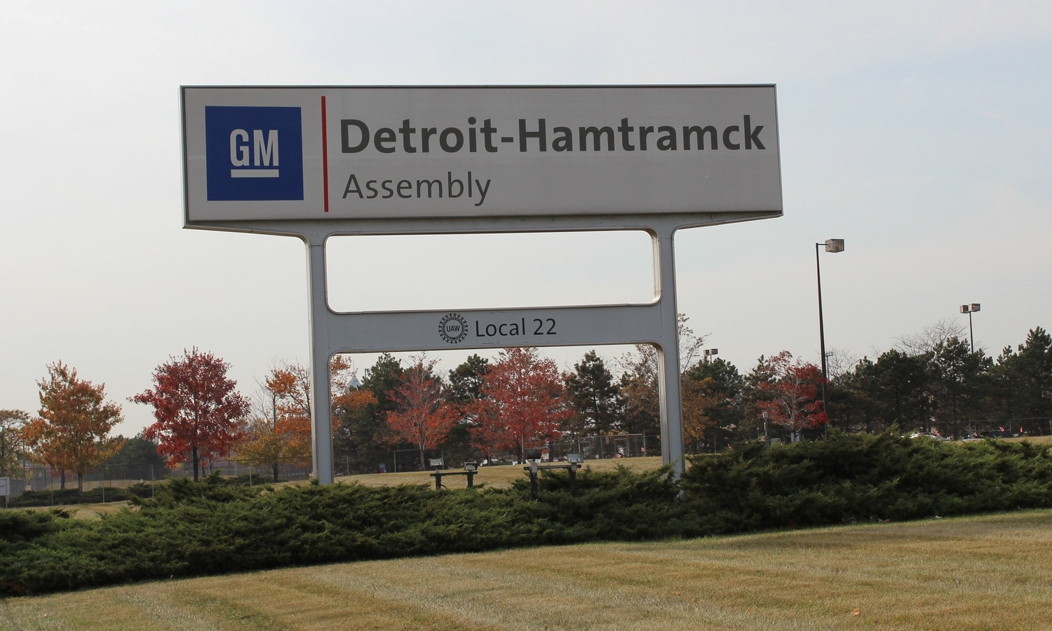 General Motors Detroit-Hamtramck Assembly Main