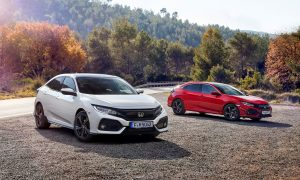 Honda Civic (producción de coches en Reino Unido)