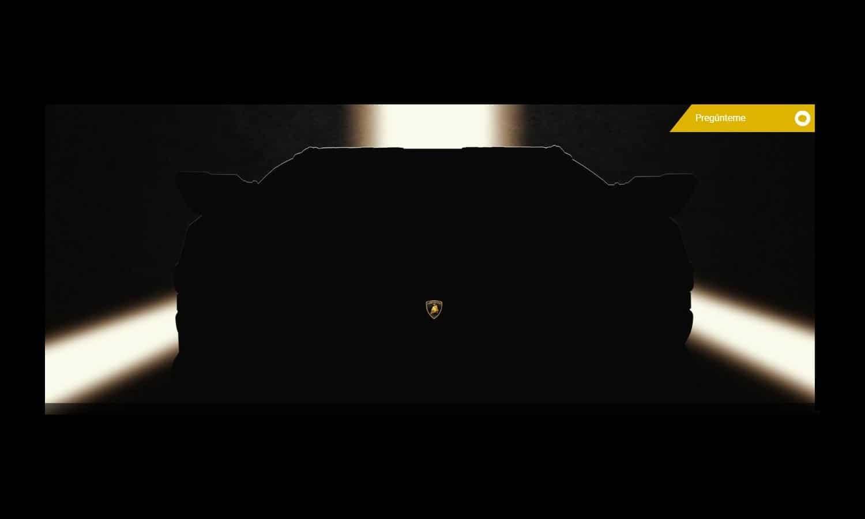 Lamborghini - Lego Technic acuerdo colaboración teaser