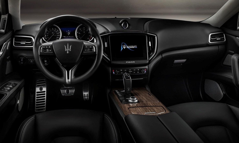 Maserati Ghibli MY19 GranLusso inside