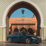 Maserati Quattroporte Royale Royal Mansour Marrakesh Hotel