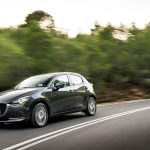 Mazda 2 2020 Machine Grey Action
