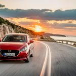 Mazda 2 2020 Soul Red Crystal Action 0