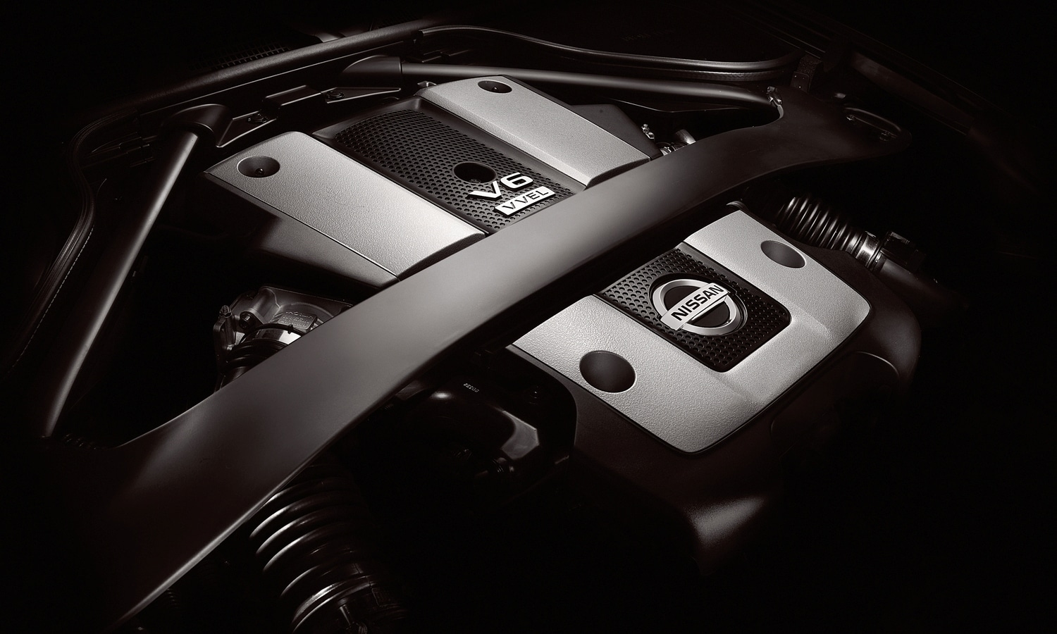 Nissan 370Z engine