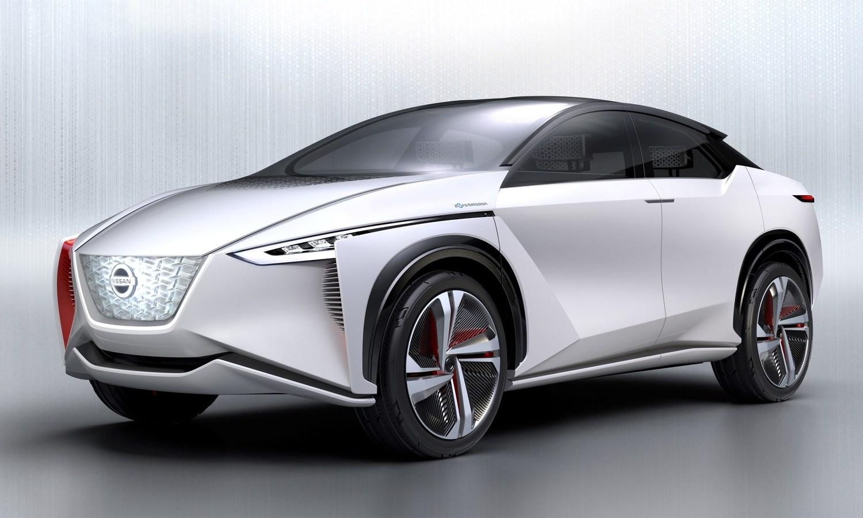 Nissan IMx zero emission concept