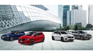 Nueva gama Fiat Tipo More