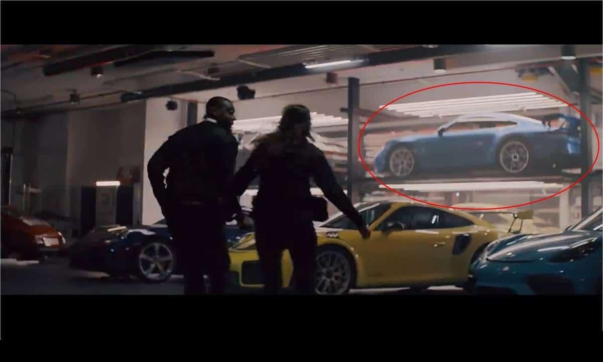Porsche 911 GT3 photo spy video
