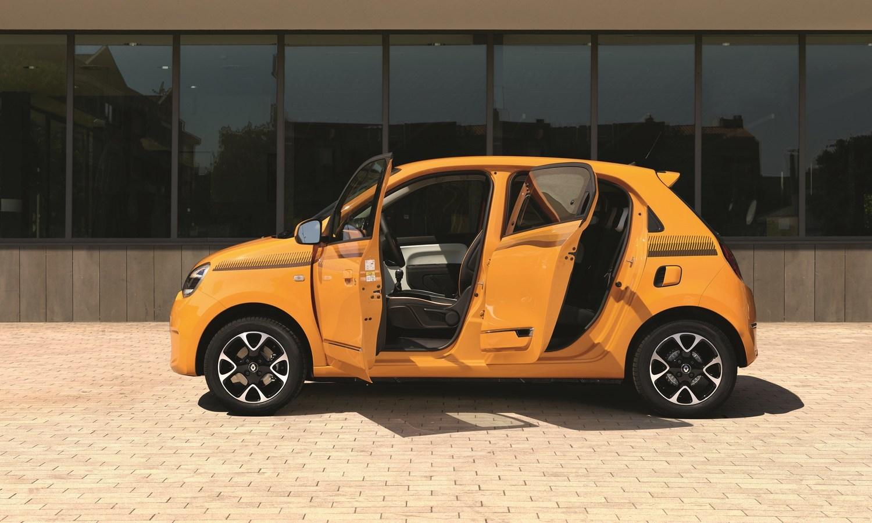 Renault Twingo 2019 side