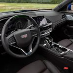 Super Cruise Cadillac CT4-V 2021