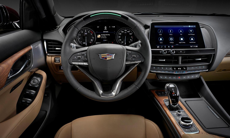 Super Cruise Cadillac CT5 2021