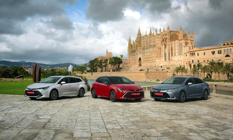 Toyota Corolla family (producción de coches en Reino Unido)
