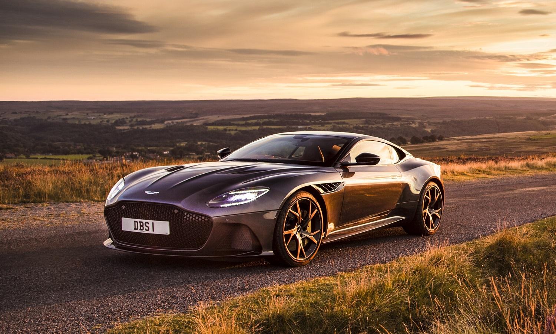 Aston Martin Speedster V12 se basa en el DBS Superleggera