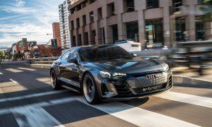 Audi e-tron GT RS confirmado