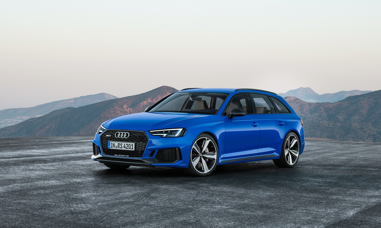 Híbridos enchufables en las variantes RS de Audi