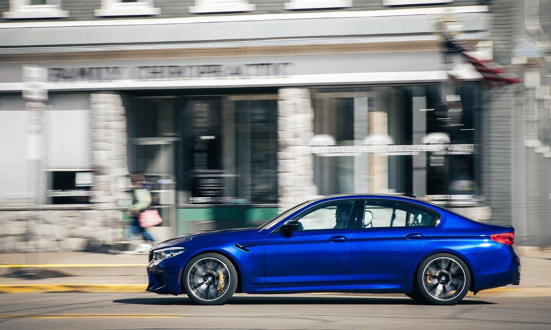 El V8 twin-turbo del BMW M5 también peligra