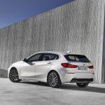 BMW Serie 1 estática