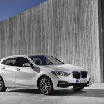 BMW Serie 1 perfil