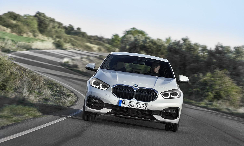 BMW Serie 1 dinámica
