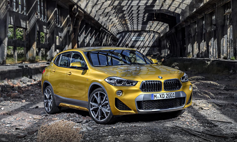 BMW X2 es un coche SUV de carácter deportivo